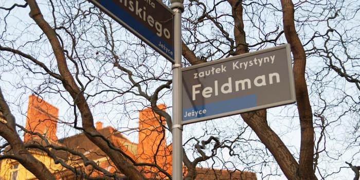 Zaułek Krystyny Feldman